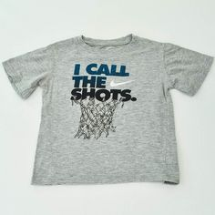 Boys 4/4T Shirt- Gently Used- Nike- Click to see the whole lot!