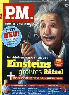 Einsteins größtes Rätsel. Gefunden in: PM, Nr. 10/2015