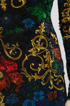 Versace Fashion, Versace Jeans Couture, Lady, Dresses, Vestidos, Dress, Gown, Outfits, Dressy Outfits
