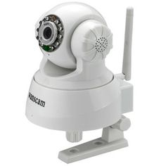 Wanscam Wireless IP Camera AJ-C2WA-C118 Wifi Network 10 IR LEDs 10 Meter Night Vision 3.6mm Lens Pan:270°/tilt:90° CMOS Sensor (White) by Wanscam. $63.00. System Security: Supports there-level account, password, user authority management. DDNS:Free DDNS bounded i.e.Cell Phone View: Support Iphone, Android cell phone view. IP Camera Control Centre Software: Support 1,4,9,16,25,36 channel monitoring in one screen, no channel limited, Support centralized monitor, remote ...