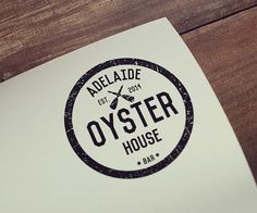 Oyster House Logo on Behance
