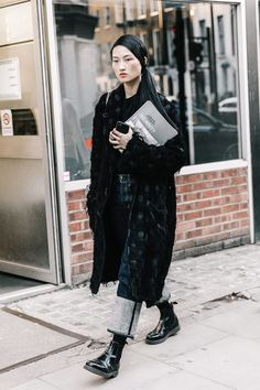 7 Layering Pieces Every Woman Should Have for Winter via @WhoWhatWear