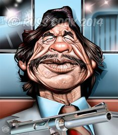 Charles Bronson by RussCook on DeviantArt