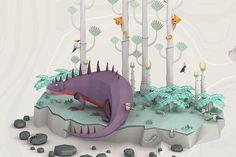 Illustrator: Erwin Kho - http://www.zerbamine.nl/