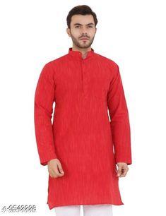Kurtas Elegant Khadi Cotton Men's Kurta Fabric: Khadi Cotton Combo of: Single Sizes:  XL (Length Size: 29 in) Country of Origin: India Sizes Available: S, M, L, XL, XXL, XXXL   Catalog Rating: ★4 (496)  Catalog Name: Stylish Men Kurtas CatalogID_1682595 C66-SC1200 Code: 972-9542228-876