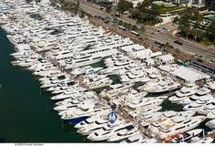 Lots to choose from! #miamibeach #boatshow