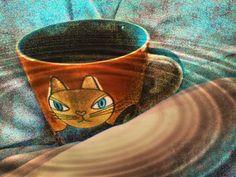 Guten Morgen! Kaffee und Regen