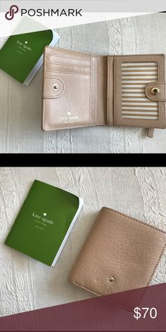 Kate Spade Wallet Cute late spade wallet. kate spade Bags Wallets