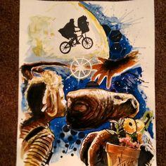 Watercolor e.t.