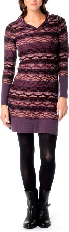 4760a7f54b6 prAna Meryl Sweater Dress - Long Sleeve (For Women)