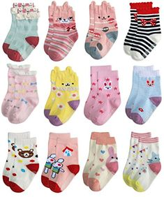 AB/_ BL/_ Toddler Infant Baby Boys Girls Yes No Letter Anti-slip Short Cotton Sock