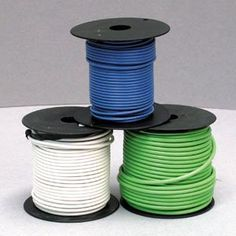 East Penn 2436 Red 14 Gauge x 1000' Wire by East Penn. $232.49. 14 gauge x 1000' Wire. Color: Red. Plastic primary wire S.A.E. type GPT. Bare copper conductor, solid plastic insulation. Greater flexibility, permanent colors which are impervious to oil, grease and diesel fumes. 500' & 1,000' Spools. NOTE: Order by Spool Only