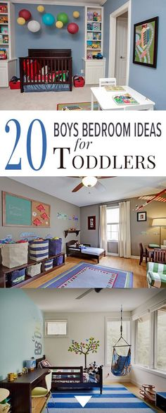 When designing your little boy's room, it is important to consider what he is most fond about.This Boys Bedroom Ideas For Toddlers to make your designing easy.