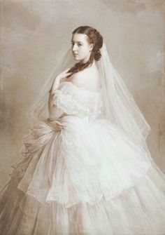 Her Royal Highness the Princess of Wales, Alexandra of Denmark.