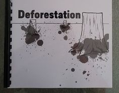 "Check out new work on my @Behance portfolio: ""Deforestation"" http://be.net/gallery/52016869/Deforestation"