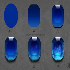 Blue Gems Painting – Inspiration – Kiima Dehray – The Effective Pictures We Offer You About christmas recipes A. Digital Painting Tutorials, Digital Art Tutorial, Painting Tools, Art Tutorials, Digital Paintings, Drawing Tutorials, Painting Art, Drawing Techniques, Drawing Tips