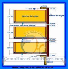 Fabricaci n isla de cocina planos lista de piezas for Software para melamina