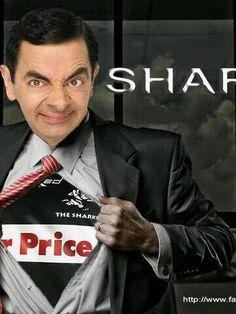 Well said Mr Bean . Mr Bean, Rugby, Sharks, Humor, Sayings, My Love, Fun, Fictional Characters, Sport