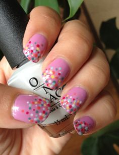 Tiny Dotted Tips