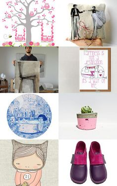 to the girl by Kotryna Žvirblė on Etsy--Pinned with TreasuryPin.com