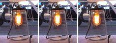 DIY Industriele lamp: om zelf te maken van een glazen pot. - Instructies - Weethetsnel.nl