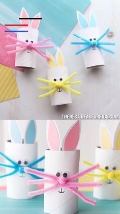 easter crafts for toddlers ~ easter crafts . easter crafts for kids . easter crafts for toddlers . easter crafts for adults . easter crafts for kids christian . easter crafts for kids toddlers . easter crafts to sell Kids Crafts, Easy Easter Crafts, Spring Crafts For Kids, Bunny Crafts, Preschool Crafts, Craft Projects, Decor Crafts, Kids Diy, Wood Crafts