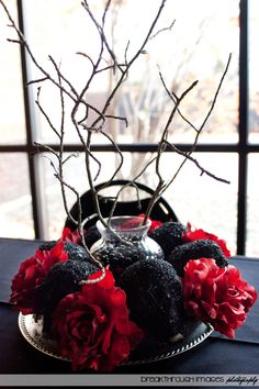 Centerpieces are tough. They can end up being a TON of work or more involved and expensive than you expected. That said, cute and funky ideas to adorn your table centers are a click away, if you&#8…