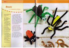 Insecten knutselen met kleuters