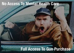 REPUBLICANS VOTE TO SCRAPE GUN REGULATIONS PREVENTING MENTALLY ILL FROM BUYING FIREARMS.....CNN No mental healthcare but access to guns, what could go wrong. There's something wrong in America and its congress.
