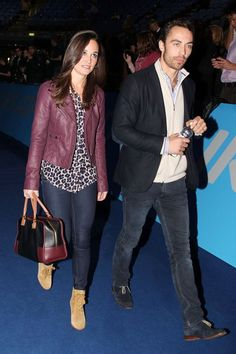 Pippa Middleton with James Middleton, her brother. | GossipCenter - Entertainment News Leaders