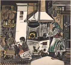 Garaż ilustracji książkowych: Tatry, moje Tatry - Zbigniew Rychlicki
