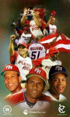 Puerto Rican pride in Baseball! Puerto Rico Island, Puerto Rico Food, Roberto Clemente, Puerto Rican People, Famous Latinos, Puerto Rico Pictures, Puerto Rico History, Puerto Rican Culture, Puerto Rican Recipes