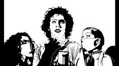 """Résultat de recherche d'images pour """"rocky horror picture show fan art"""""""