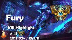 Challenger Kill Highlight #41 Fury