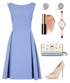 """""""Untitled #132"""" by birdie-hall on Polyvore featuring Barneys New York, Bobbi Brown Cosmetics and DKNY"""