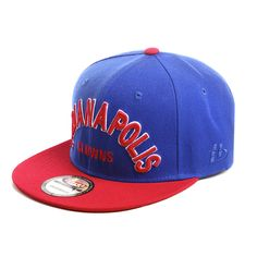 NLBM - Indianapolis Clowns - Letters - Snapback Cap