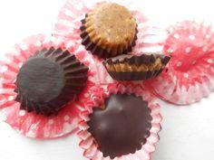 Almond/Peanut Butter Chocolate Cups