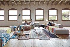 BANDAS collection by GAN » Retail Design Blog