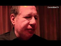 Gary Shandling at Kelly Carlin's George Carlin's Birthday Celebration talking about the influence Carlin had on him