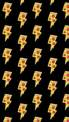 Pizza Lightning Bolt