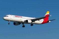 EC-JEJ A321 Iberia BCN - Iberia (aerolínea) - Wikipedia, la enciclopedia libre