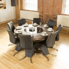 90 best the gorgeous 850 large round dining table range images rh pinterest com