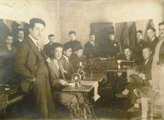Bir zamanlar İstanbul terzileri ve 1929 yılı Terzilik Mektebi
