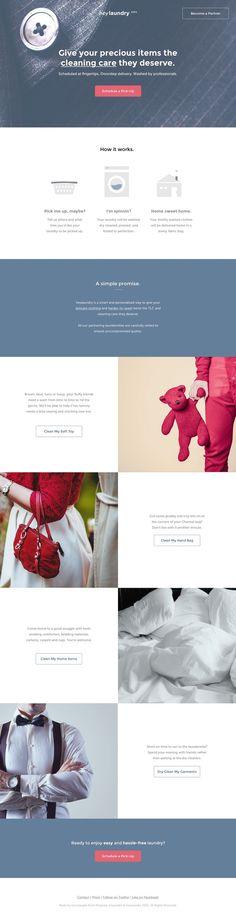 web design, landing page