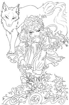 Lady & Wolf
