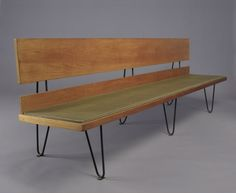 Luther Conover, Bench, c.1950
