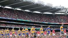 Clare and Cork will renew their battle on Saturday 28 September. All Ireland Hurling final Croke Park, County Clare, Irish Traditions, Cork, Finals, Ireland, Bae, September, Gallery