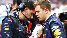 McLaren Mercedes may have visions of Sebastian Vettel on board for 2016 F1 season.