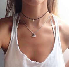 This charming mermaid's tail necklace. | 29 Accessories Every Mermaid Needs This Summer