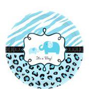 Blue Safari...I don't know why but I like the zoo animal theme a lot. lol.